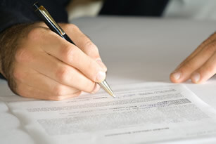 All Kind Of Contracts And Documents